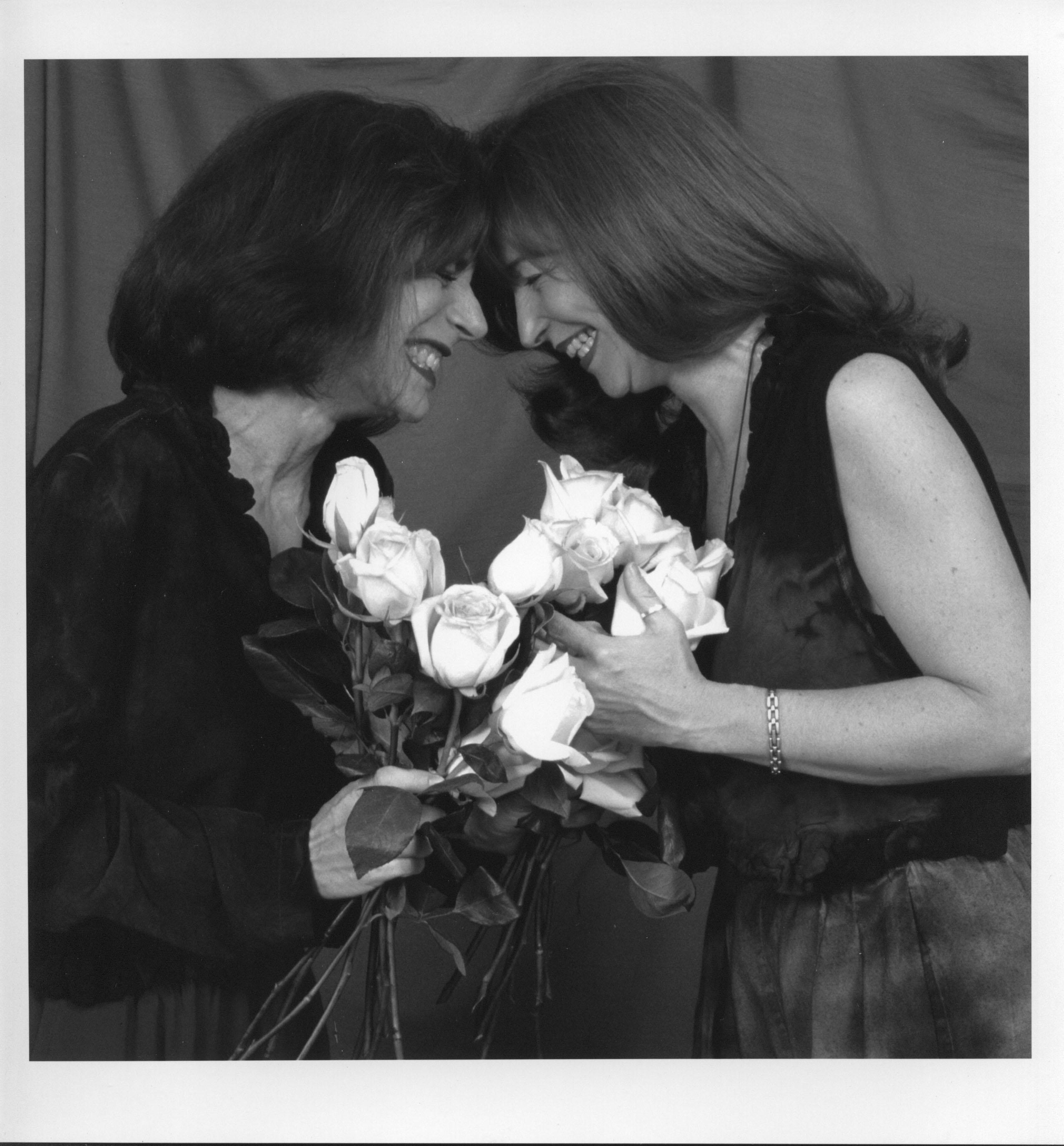 Susan J. Jacks and Rose McGuire in Breathe, 1997