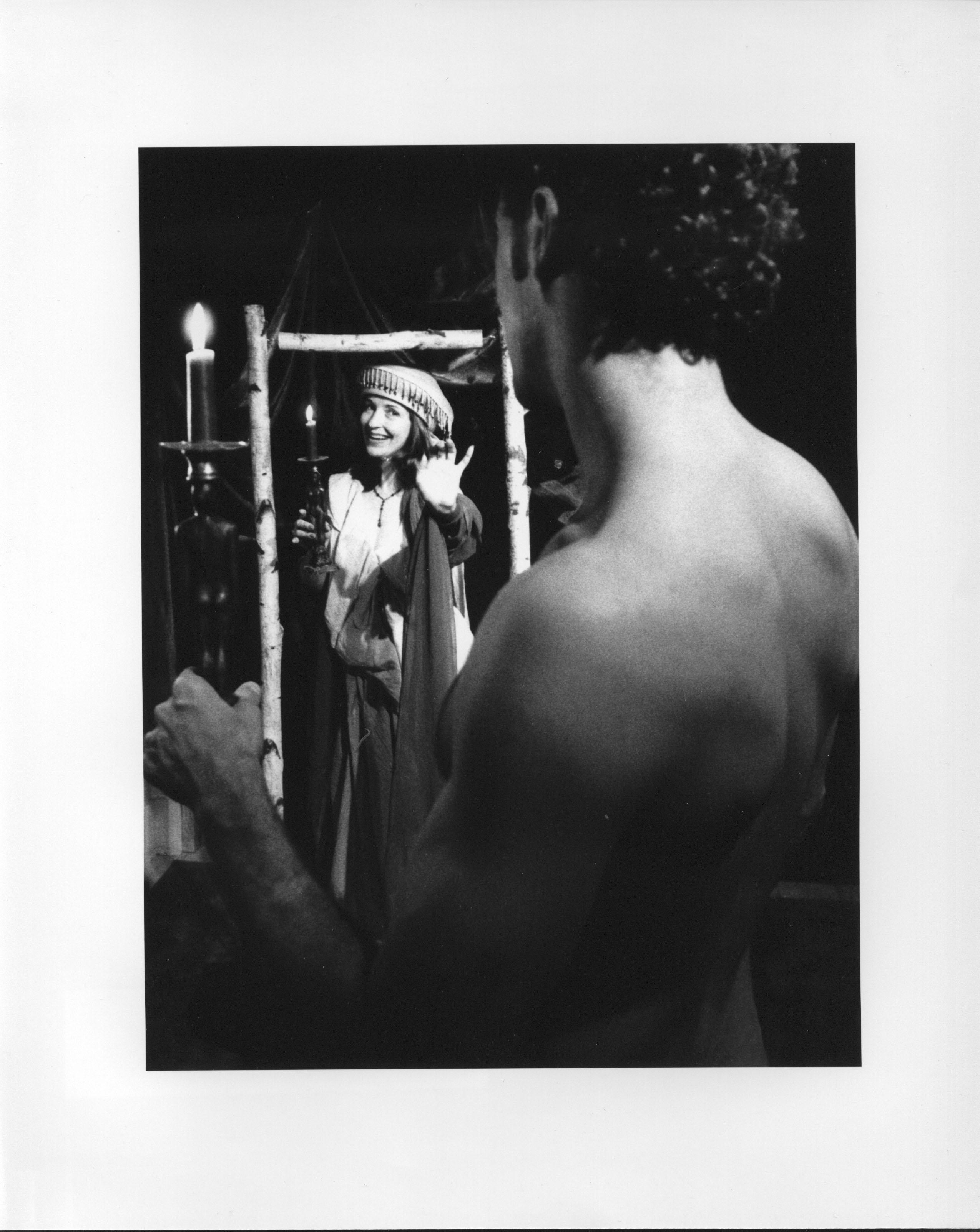 Rose McGuire & Terrance Flynn, Provincetown, 1996
